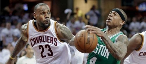 Big game in Boston: Celtics, Cavs duel for East crown| Sports ... - philstar.com