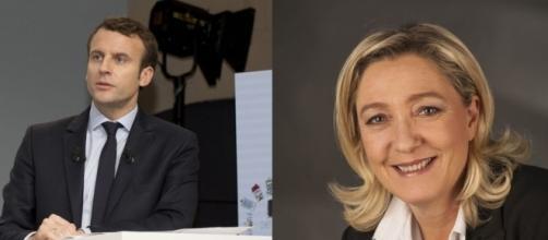 Bras de fer entre Emmanuel Macron et Marine Le Pen à Whirlpool