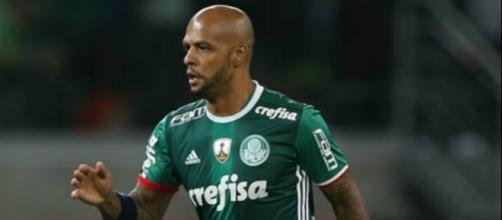 Felipe Melo se envolveu em grande confusão