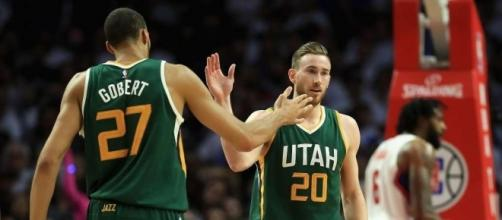Jazz beat Clippers, are one win from advancing to play Warriors ... - sfgate.com