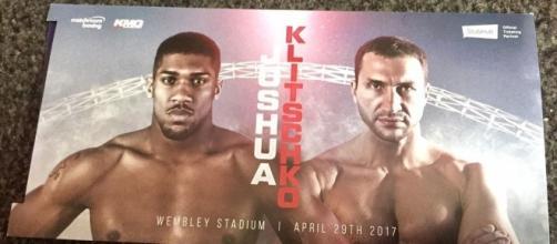 Joshua vs Klitschko su FOX Sports   Fox Sports - foxsports.it