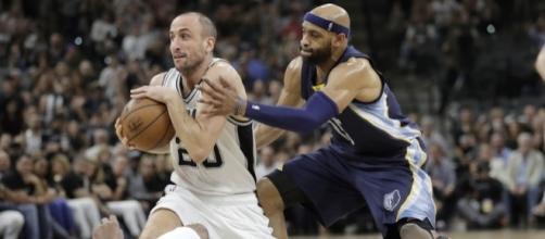 Leonard, Mills lead Spurs by Grizzlies for 3-2 series lead | News OK - newsok.com