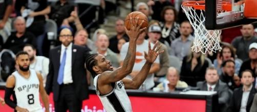Leonard scores playoff-high 37, Spurs take 2-0 lead over Grizzlies ... - kens5.com