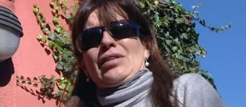 María Victoria Álvarez recibe amanezas