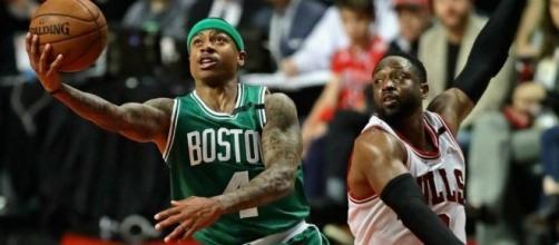 NBA playoffs 2017: Celtics climb back into series vs. Bulls with ... - sportingnews.com