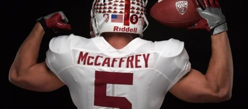 Panthers pick Christian McCaffrey in new Mel Kiper mock draft ... - usatoday.com