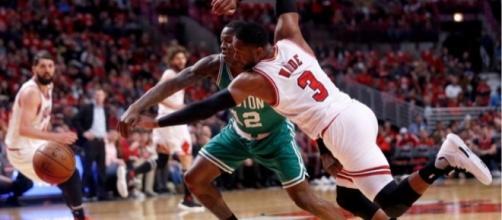 Photo Gallery :: NBA: Celtics bounce back to beat Bulls in Game 3 ... - sltrib.com