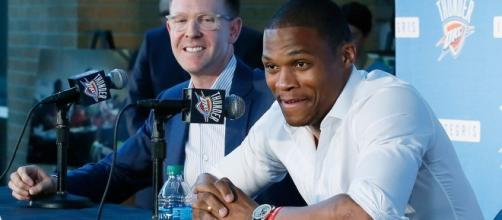 Westbrook needs to sit with Presti to see if he is all-in on winning a championship- sportspyder.com