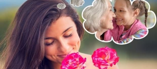 A memória olfativa pode nos remeter a lembranças do passado. Foto Reprodução/ARIWASABI/RUSLAN GUZOV/SHUTTERSTOCK