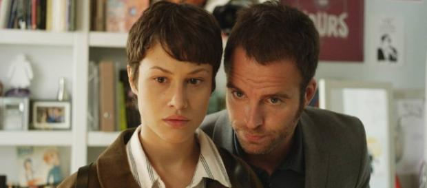 Aída Folch y Carles Francino, dos de los protagonistas de 'Sé quién eres'.