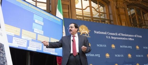 Deputy Director of the NCRI Washington office Alireza Jafarzadeh revealed the onsite secret mechanisms of Iranian regime's nuclear program.