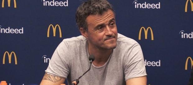 El recadito de Luis Enrique a Michel y al Real Madrid - Mi otra ... - defensacentral.com
