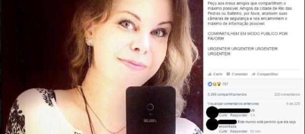 Grávida, designer é morta por amante após se recusar a fazer ... - globo.com