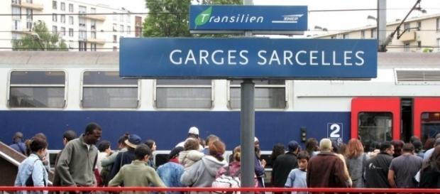 Macron est à Sarcelles ce jeudi 27 avril, auprès des électeurs de Mélenchon.