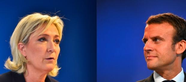 "Macron/Le Pen : France ""ouverte et optimiste"" vs France ""du repli ... - fdesouche.com"