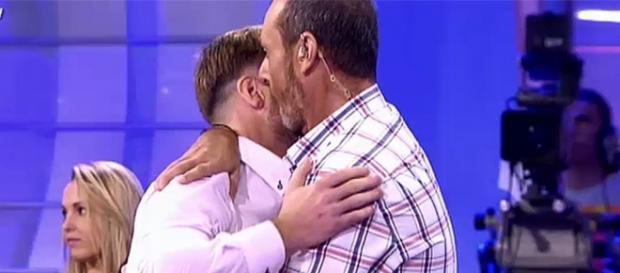 Nacho Montes y Tony Spina, del gran enfado a la rápida reconciliación - telecinco.es