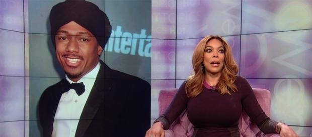 Nick Cannon joins Wendy Williams for the entire hour - Photo: Blasting News Library - wendyshow.com