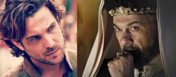 'O Rico e Lázaro': para proteger Joana, Zac bate em Fassur