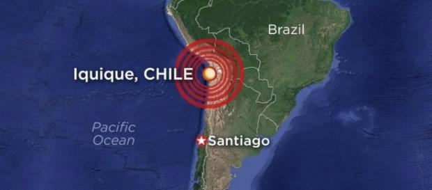 Tsunami warning after powerful earthquake hits Chile - ANDY'S FORUM - forumchitchat.com