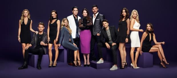 Vanderpump Rules cast photo via BN library