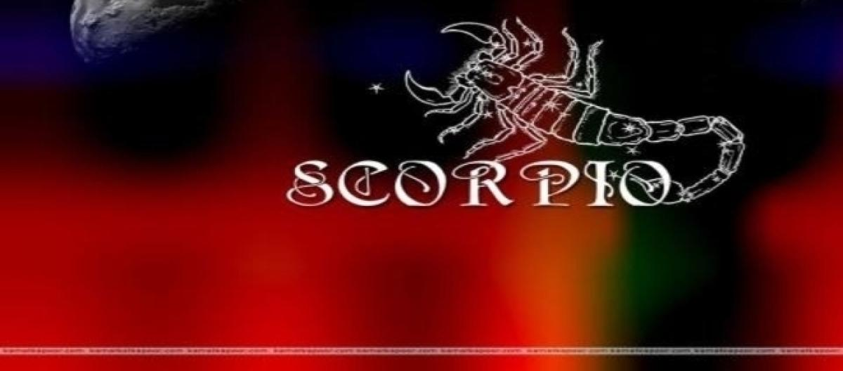 Daily horoscope for Scorpio - April 28
