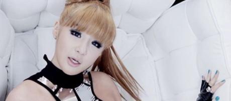 Bom of 2NE1 made return to Instagram with new account/Photo via inquisitr.com