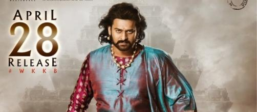 A still of Prabhas from 'Baahubali: The Conclusion'