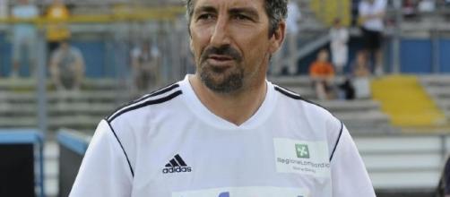 Dario Hubner, 50 anni, ex attaccante di Brescia e Perugia