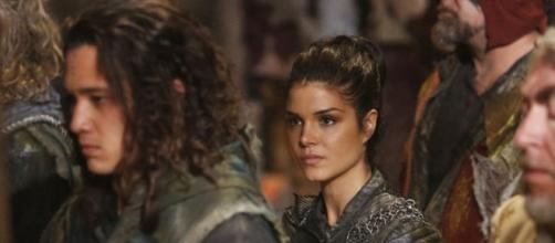 Does Octavia have it in her to fight in 'The 100'? [Image via Blasting News Library]
