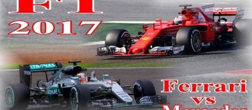 F1 Sochi GP Russia Ferrari vs Mercedes - Artes Max/Jake Archibald (Flickr) - MB Mix