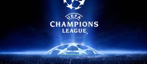 Il logo della Uefa Champions League
