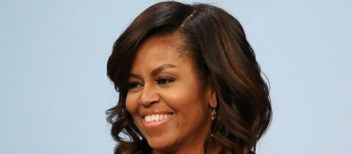 Michelle Obama gave first speech after leaving White House - Photo: Blasting News Library - vogue.com