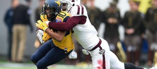 Myles Garrett was the No. 1 pick in the 2017 NFL Draft on Thursday. [Image via Blasting News image library/inquisitr.com]