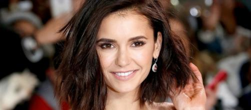 Nina Dobrev Chops Her Long Hair Into a Lob: Photos - Us Weekly - usmagazine.com