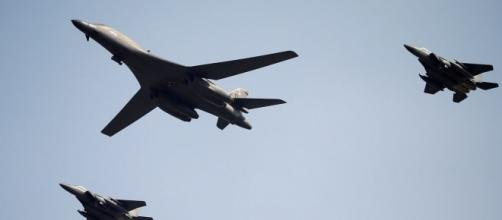 North Korea Outraged After U.S. Nuclear Bomber Flights | The Daily ... - dailycaller.com