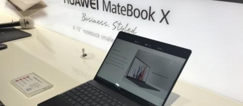 Notebook huawei presto in Italia