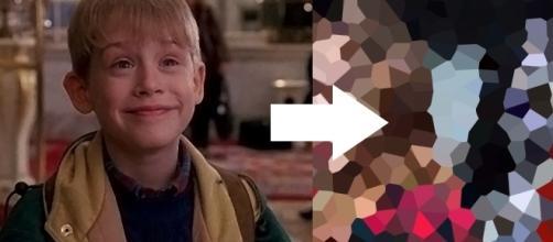 O ator cresceu e mudou muito seu visual