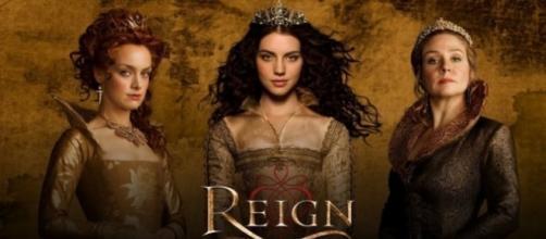 Reign tv show logo image via Flickr.com