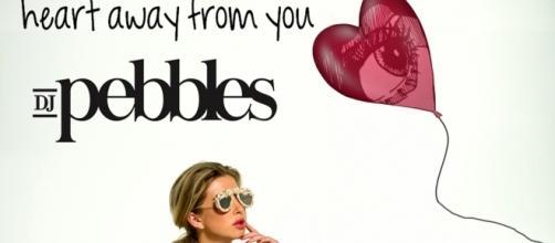The cover of DJ Pebbles' album. / Photo via Len Evans, Project Publicity PR. Used with permission.
