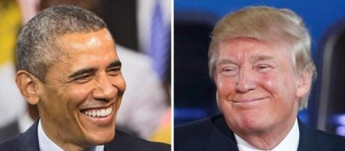 The election that was always about Obama vs. Trump - The Boston Globe - bostonglobe.com