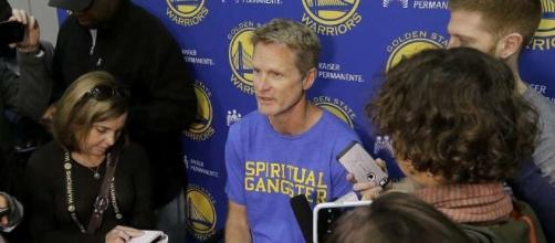 Warriors GM Myers confident Kerr will return to full health - San ... - mysanantonio.com