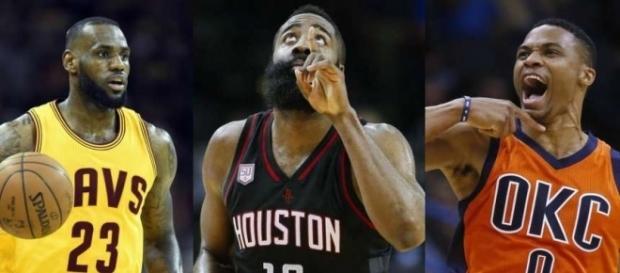 All-NBA Teams 2017   Olé - com.ar