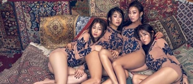 BREAKING> Sistar Disband after 7 years.... :'( | allkpop Forums - allkpop.com