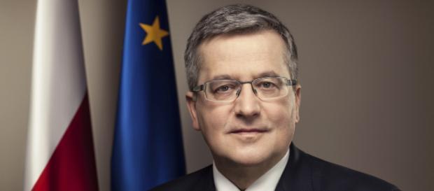 Bronisław Komorowski (fot: Wojciech Grzędziński).