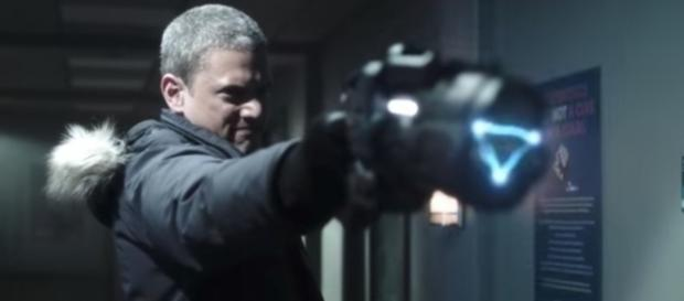Captain Cold (Wentworth Miller) in 'The Flash'/Photo via screenshot, 'The Flash'/The CW