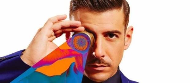 Francesco Gabbani, copertina dell'album 'Magellano'.