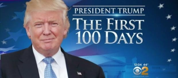 "Historic Accomplishments"" Mark President Trump's First 100 Days ... - trumparmy.net"