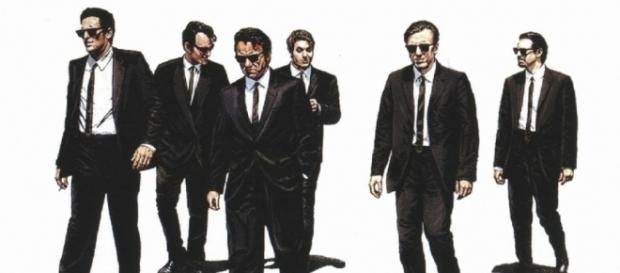 How to Get the Reservoir Dogs Style, locandina del film Le Iene