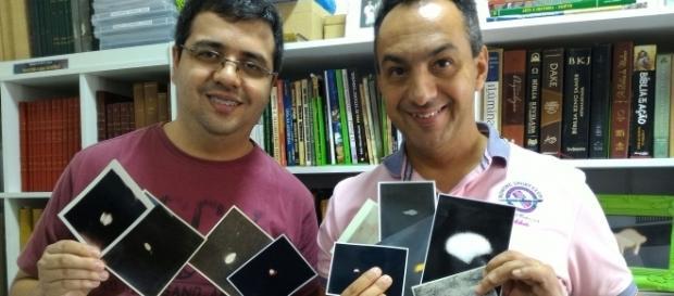 Imagens inéditas de ovnis da Operação Prato são expostas por ufólogos (Josef Prado e Boaventura Jr,)