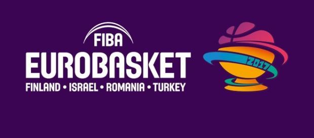 Logo officiel de l'Eurobasket 2017